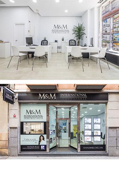 Empresa M&M Elche